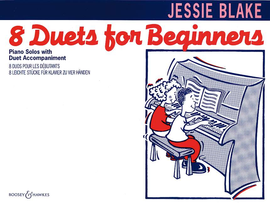 8 duets for beginners image